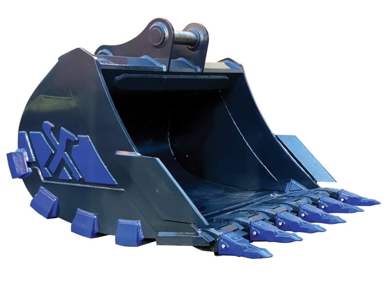 ShawX Manufacturing Earthmoving Buckets