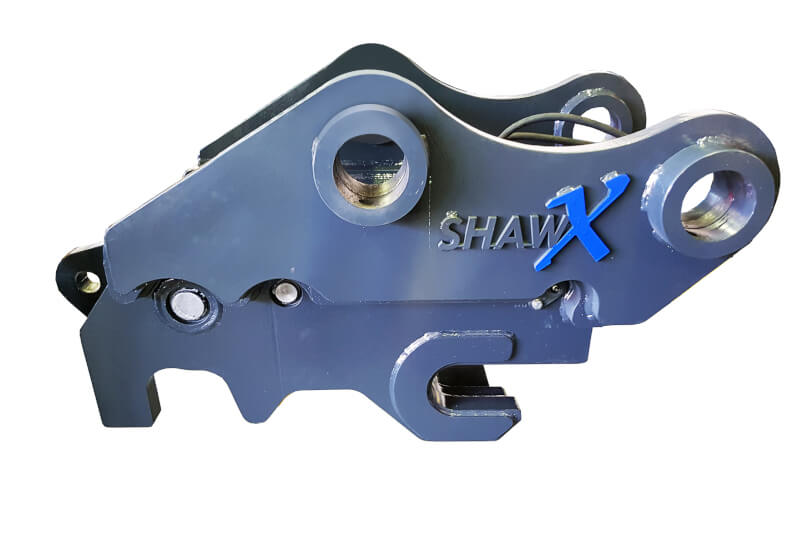 ShawX Manufacturing Excavator Hitches