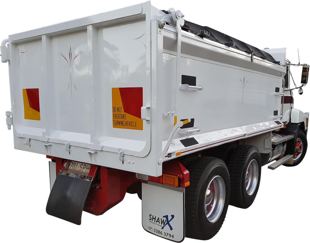 ShawX Manufacturing Truck Bodies 2