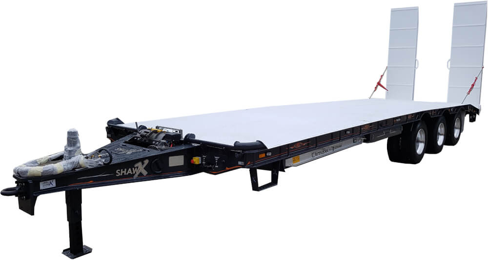 ShawX Manufacturing Trailers